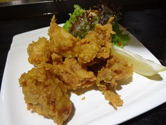 Japanese Fried Chicken @Kura, Gubei Road, Shanghai