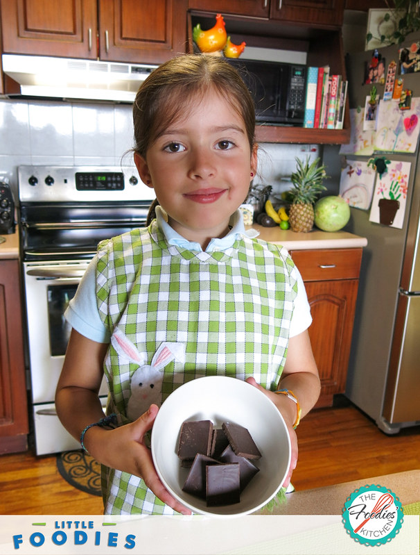 Little Foodies: Chocolate Dipped Cones - Draft