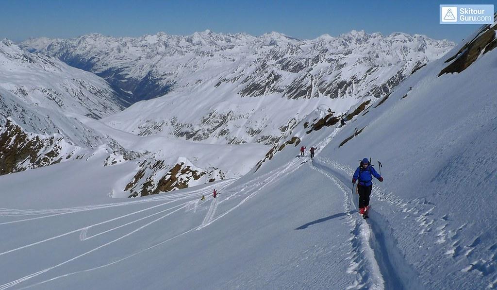 Mittlerer Seelenkogel Ötztaler Alpen / Alpi Venoste Österreich foto 11