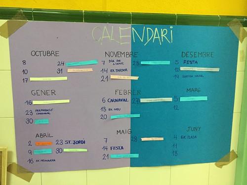 Calendaritzem