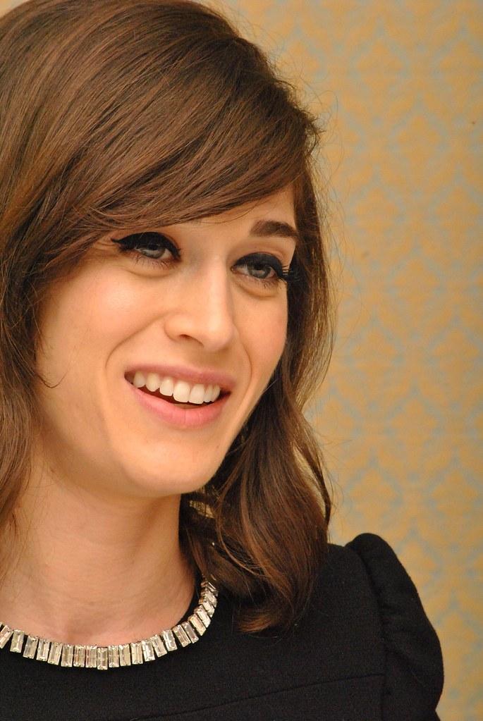 Лиззи Каплан — Пресс-конференция «Мастера секса» 2014 – 42