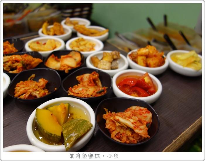 【台北東區】朝鮮味韓國料理‧數十道特色小菜吃到飽 @魚樂分享誌