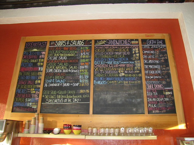 Wild Plum Cafe & Bistro