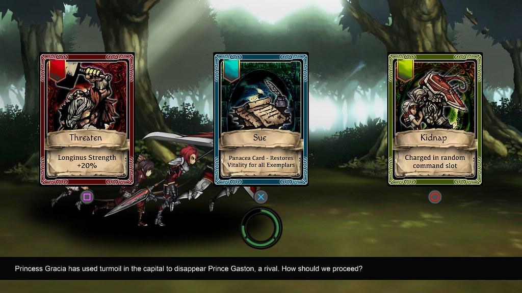 Fallen Legion on PS4