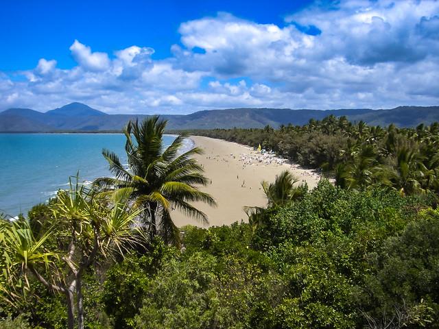 Four Mile beach Port Douglas Australia