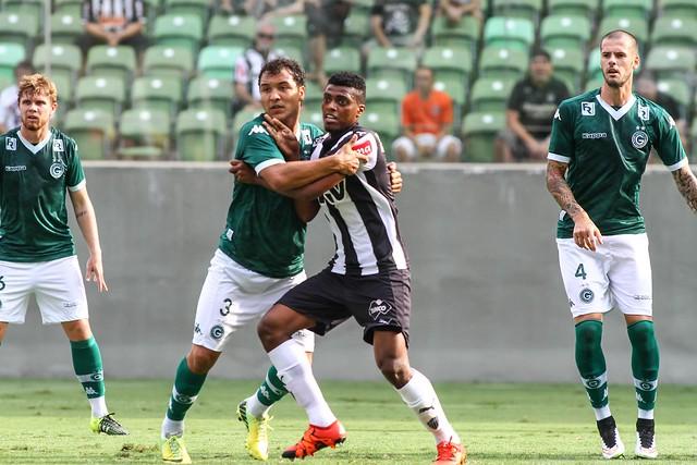 Atlético x Goias 22.11.2015 - Campeonato Brasileiro A 2015