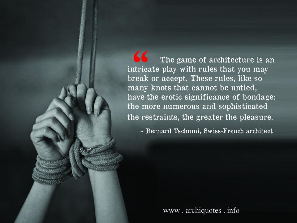 Archiquotes Architecture Quotes