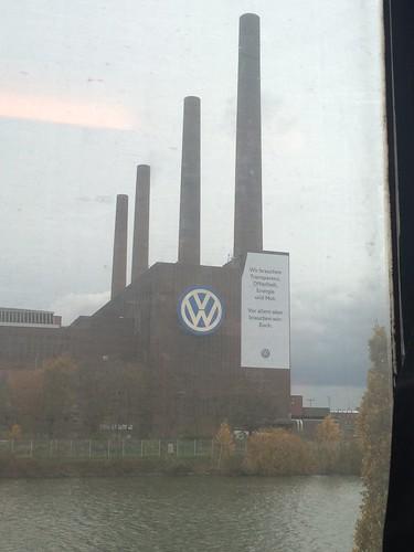 Volkswagen en problemas