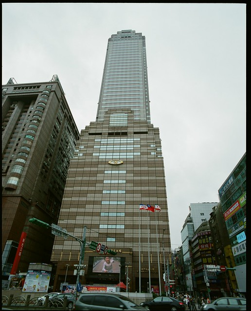 PENTAX 67II  總統府臺北遊分享