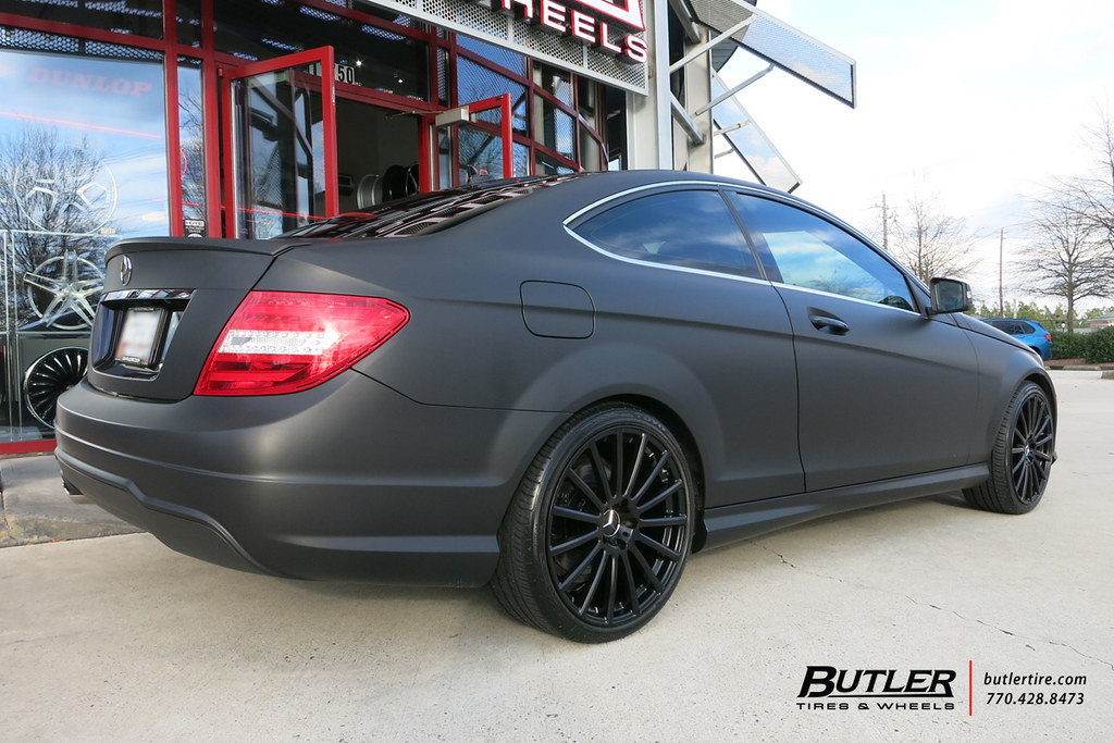 Butler tires and wheels 39 s most interesting flickr photos for Mercedes benz c300 tire size