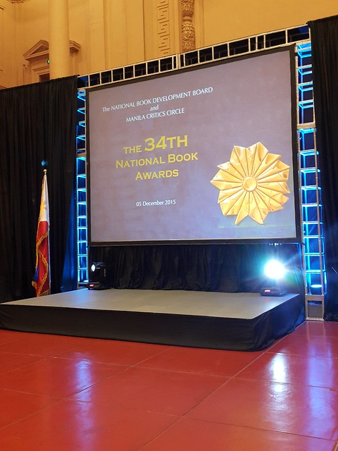 34th National Book Awards