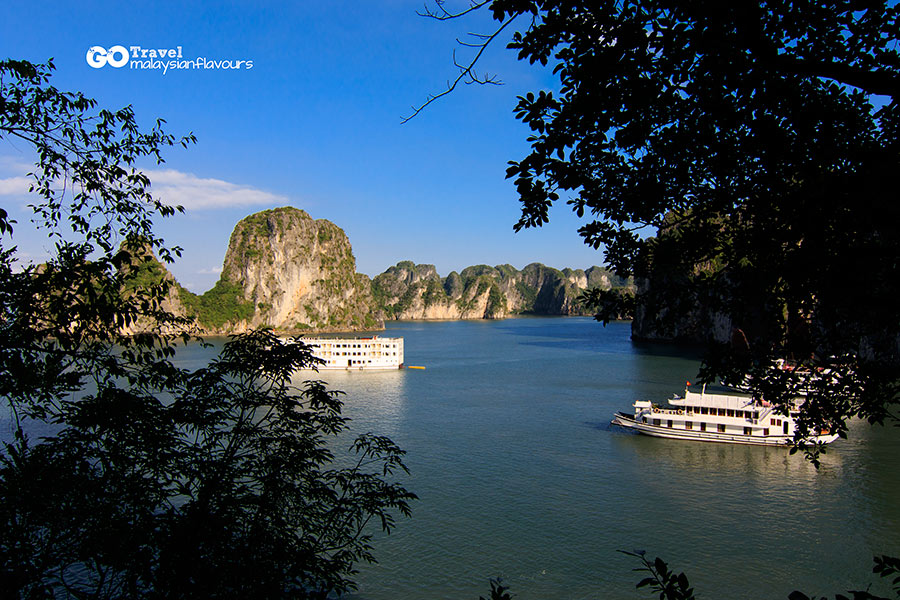 Bai Tu Long Bay Vietnam Halong Bay Less Travelled Thoroughfare