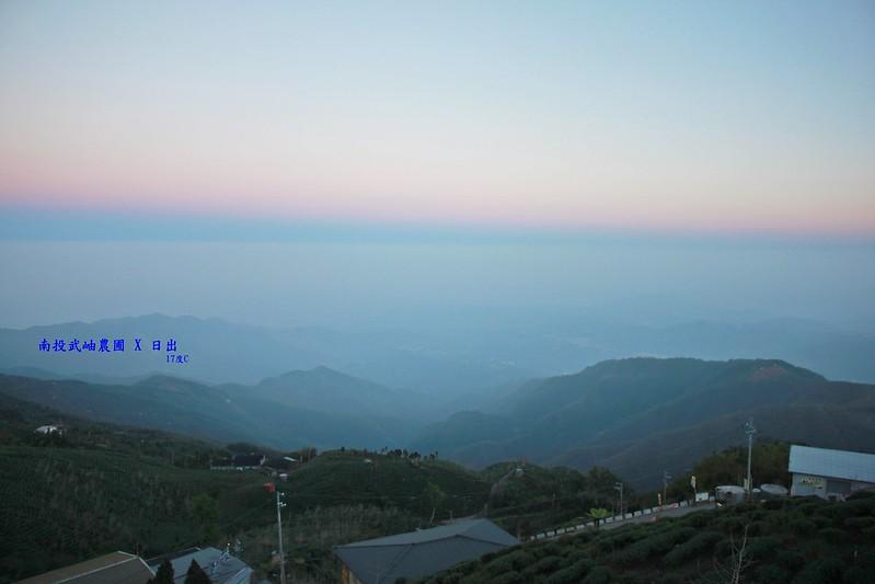 南投武岫農圃 X 日出-17度C隨拍 (23)