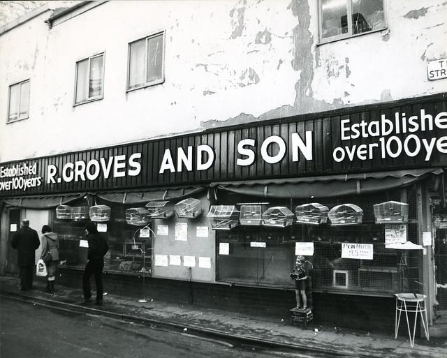 Tib Street 1984
