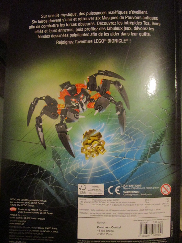 [Culture] Magazine Bionicle  23774184655_512b5524b8_c
