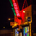 Follow the Neon Arrow by Thomas Hawk