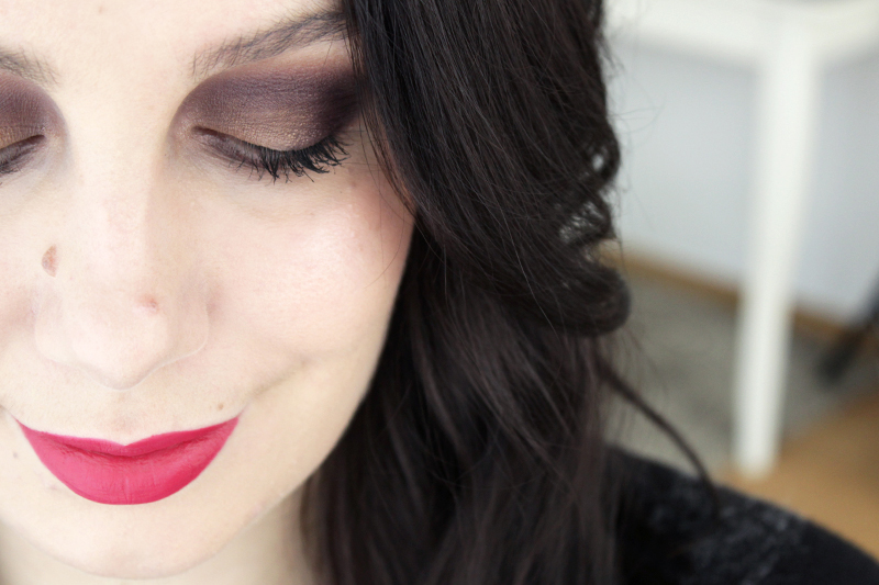 Chanel Winter Look 2015 Close Up