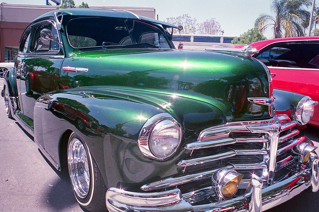An Old Chevy