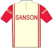 Sanson - Giro d'Italia 1965