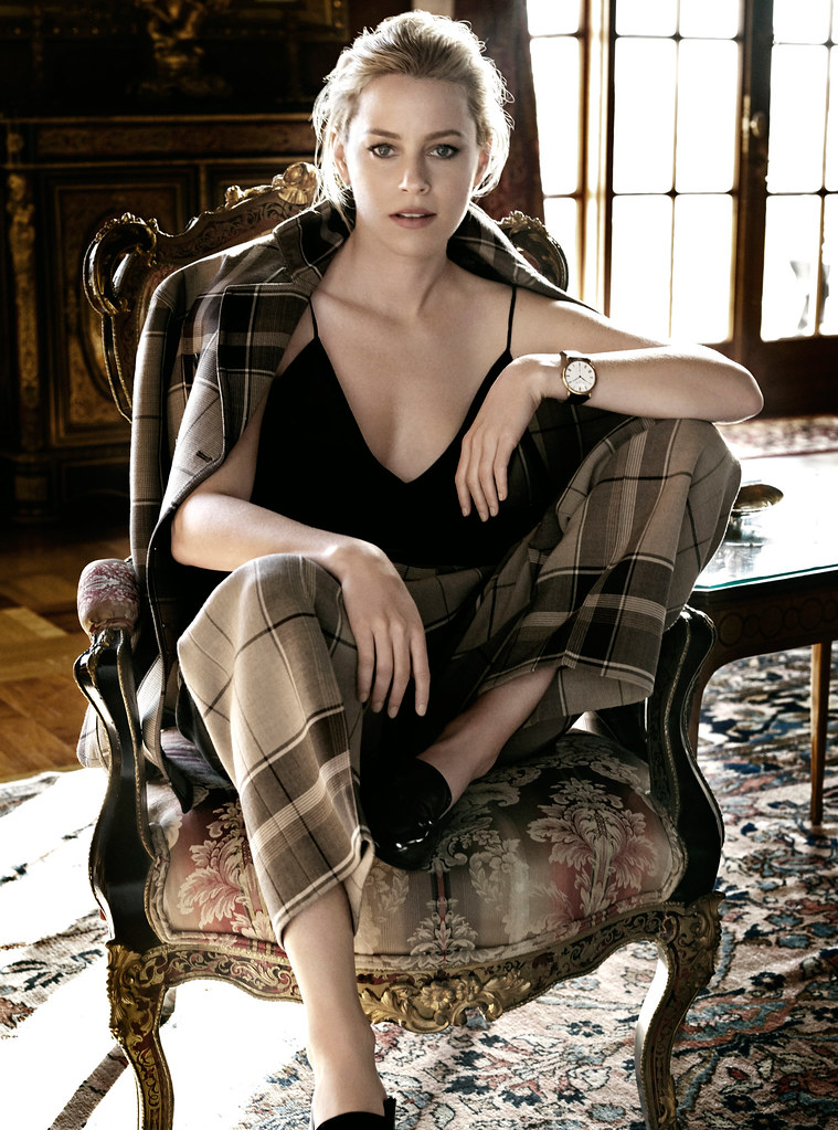 Элизабет Бэнкс — Фотосессия для «Vanity Fair» 2016 – 3