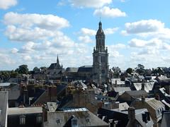 Saint Gervais Basilica spire