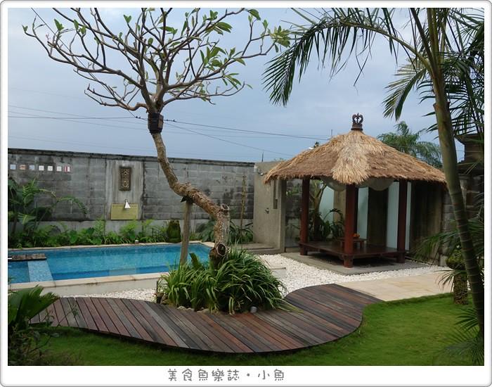 【宜蘭五結】43會館 峇里風情包棟Villa/宜蘭民宿 @魚樂分享誌