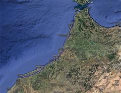Route Asilah El Jadida1