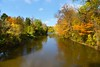 Chagrin River in October