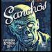 Sanchos Poster Halloween 2016.Goul