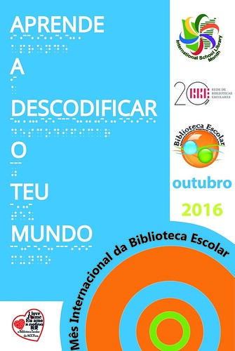 Cartaz BE AGCPERA 2016