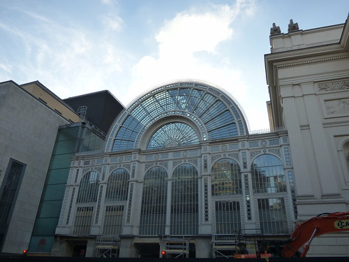 Royal Opera House - Bow Street, Covent Garden, London - Floral Hall