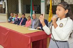Unidad Educativa Aurelio Salazar recordó el Día del Artesano
