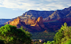 Beauty Surrounds Them, Sedona, AZ 7-13