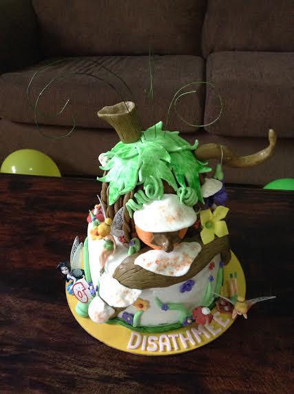 Cake by Geethika Dilrukshi Wijesiri