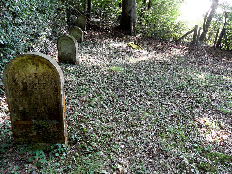 Jüdischer Friedhof in Frücht