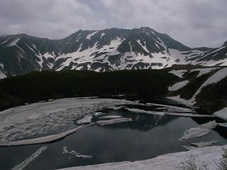 みくりが池 Mikuriga Pond