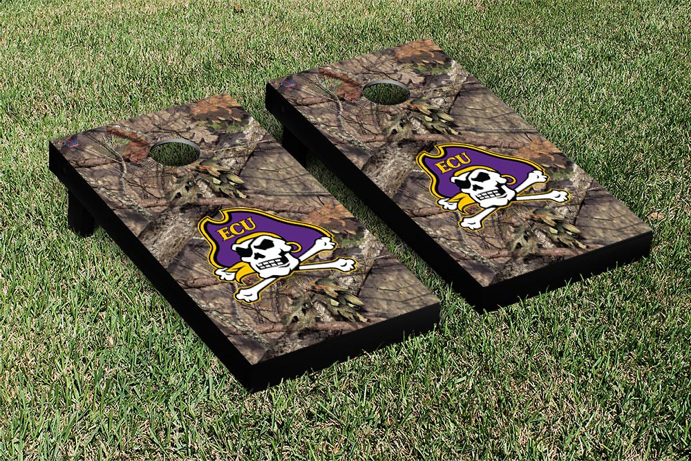 East Carolina University Pirates Mossy Oak Version
