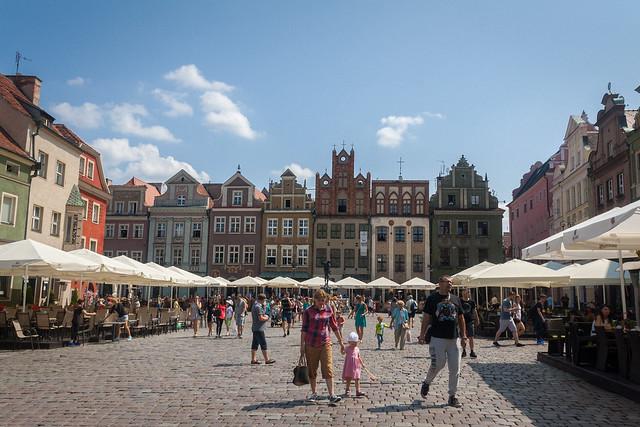 Town Square, Poznań
