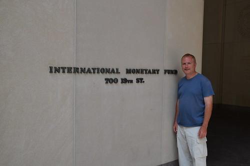 Washington DC International Monetary Fund Aug 15 2
