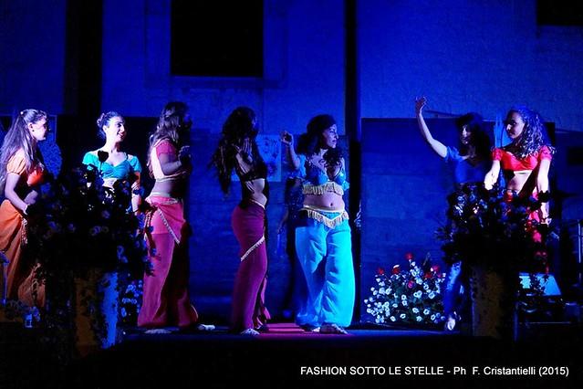 Grande successo per la seconda edizione di Fashion sotto le stelle-scuola di danza di Giulia Volturno