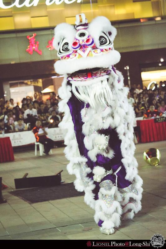 2015年第21届义安城全国舞狮锦标赛 - 南狮传统大决赛(新加坡藝權體育會) - 09