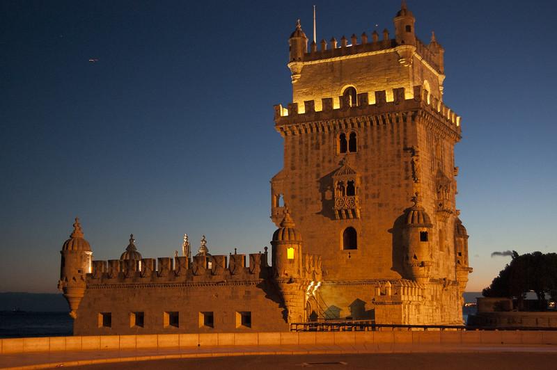 Torre Belem Lisboa Portugal 2015