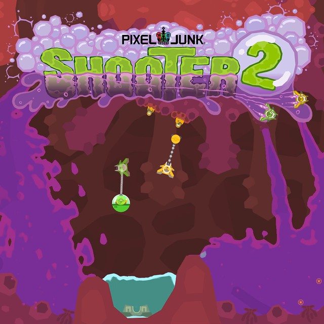 PixelJunk Shooter 2