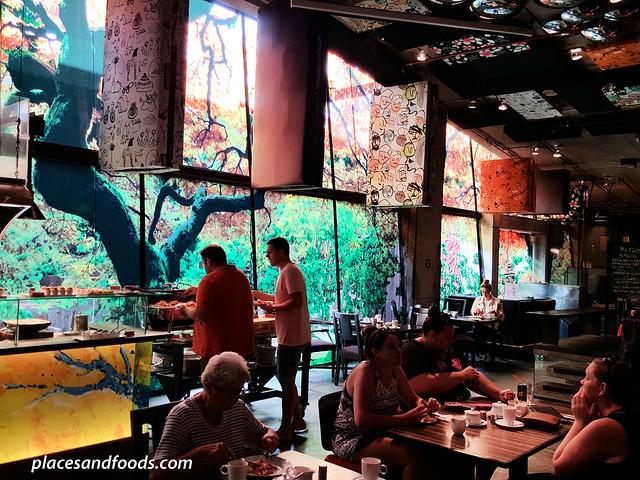 siam siam bangkok breakfast restaurant