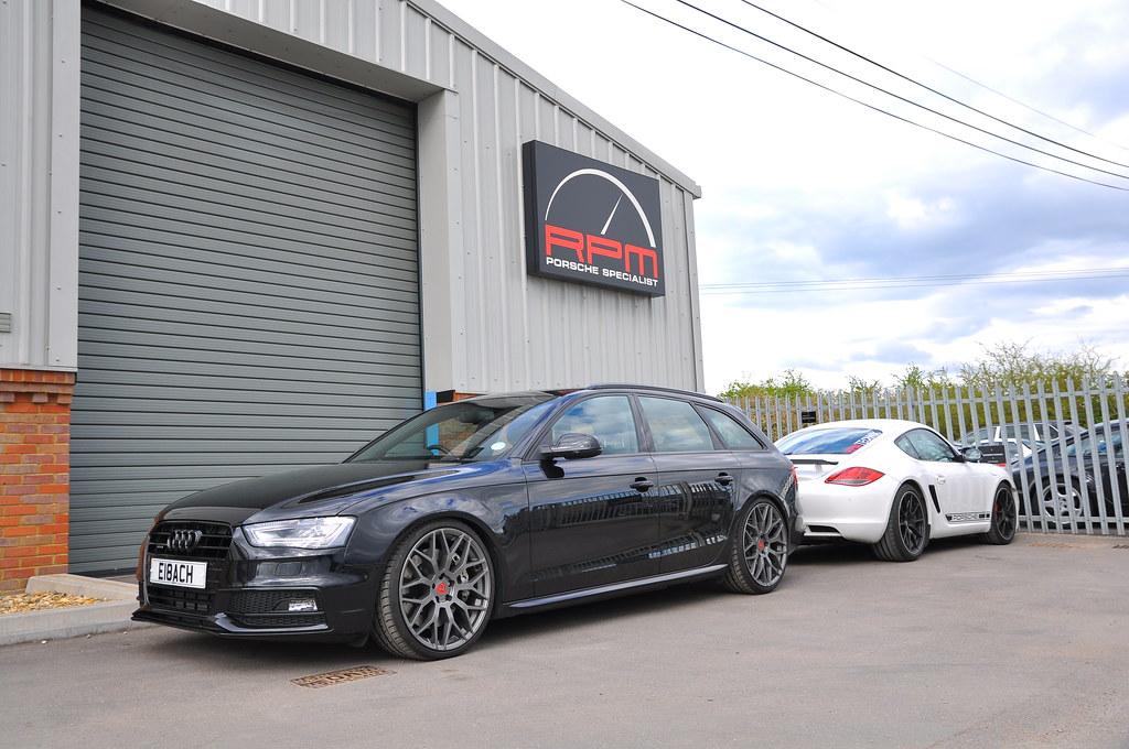 Stolen Black B8 Audi A4 30tdi Avant E18ach Eibach Ukcar Page