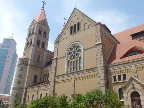 CH-Qingdao-Église St-Michel (13)