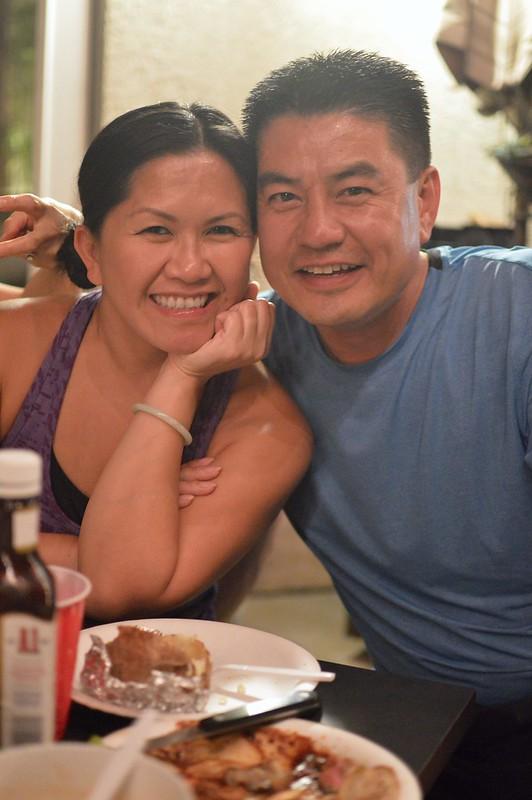 August 2015 Family Dinner