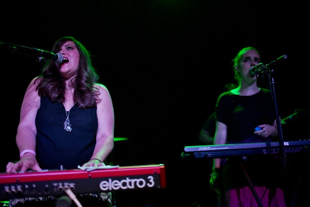 Blue Bird | Reverb Lounge | Benson Femme Fest