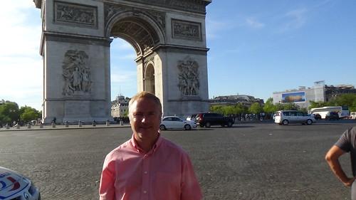 Paris Arc de Triomphe Aug 15 (3)