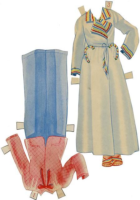MOpaperDollNightClothes